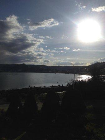 Libertador Lago Titicaca: вид из номера