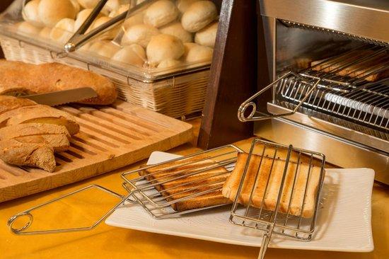 Saint Paul Hotel : Buffet breakfast
