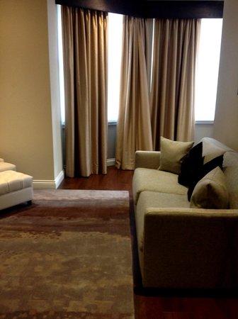 Fraser Suites Queens Gate: Sitting Room