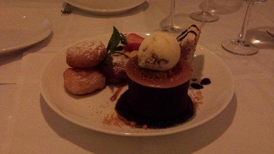Asia de Cuba: Selection of desserts