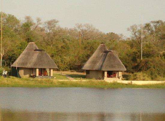 Arathusa Safari Lodge: Rooms 1 and 2