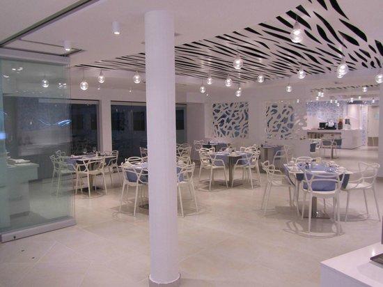 Blanco Hotel Formentera: Sala colazioni