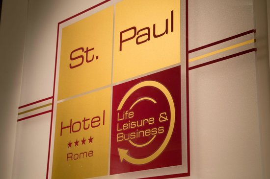 Saint Paul Hotel: Logo