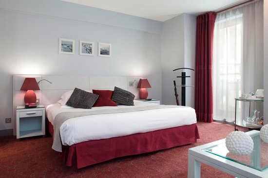 Hotel Paris Bastille: Junior Suite