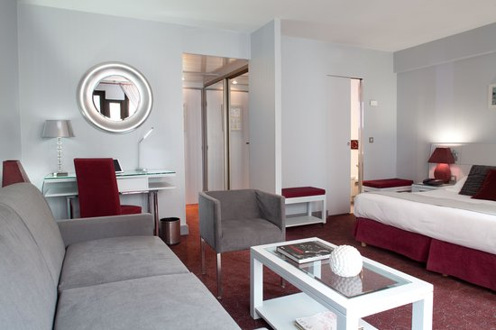 Hotel Paris Bastille : Junior Suite