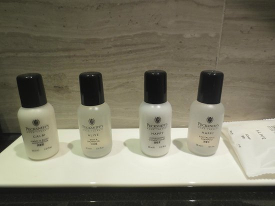 Courtyard Hong Kong: Amenities