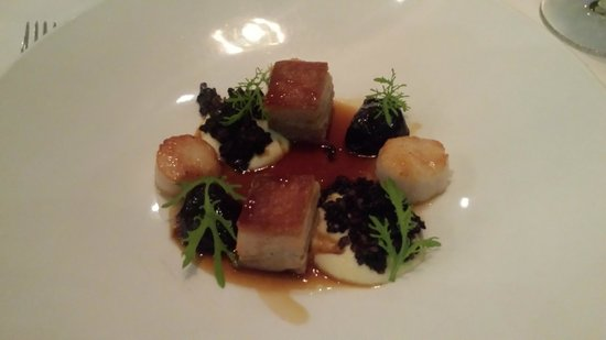 The French Cafe : Pork Belly