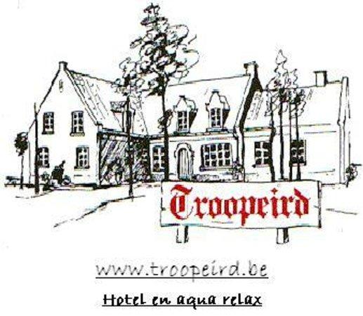 Troopeird Hotel : logo