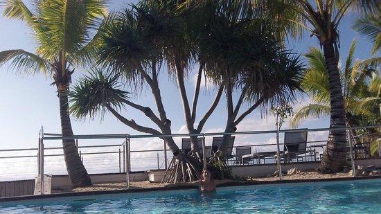 L'Escapade Island Resort: la piscine