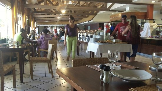 L'Escapade Island Resort: le restaurant