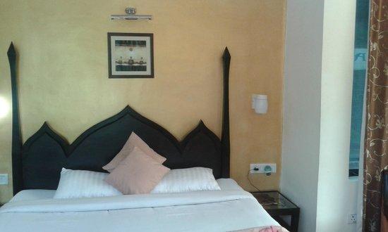 Hotel Himalaya: Room