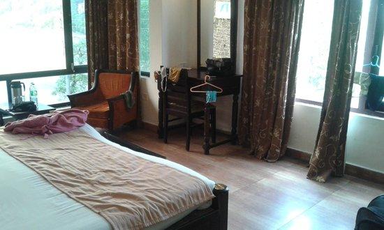 Hotel Himalaya: Room1