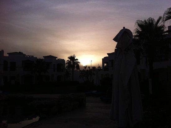 Otium Hotel Amphoras: sunset by Amphoras