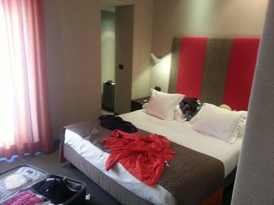 Hotel Alpi: our room. i think its #311.