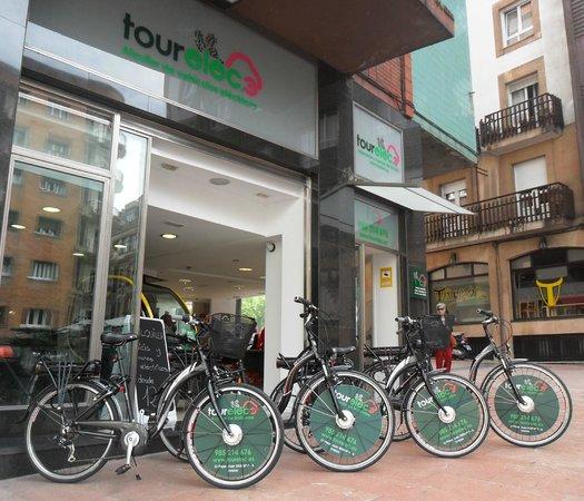Tourelec: Bicis eléctricas