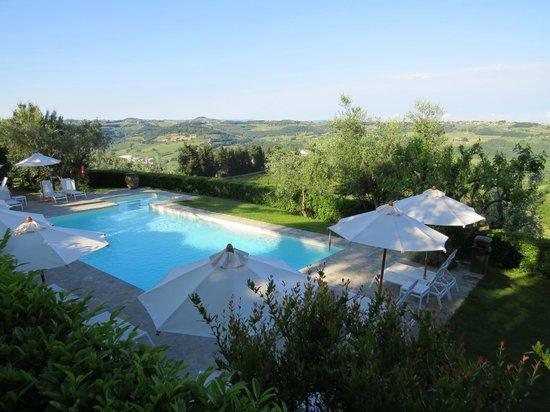 Villa I Barronci: Pool