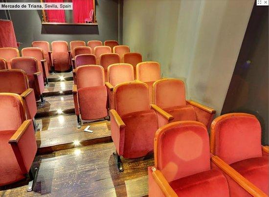 CasaLa Teatro: Teatro Interior