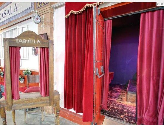 CasaLa Teatro: Teatro Exterior