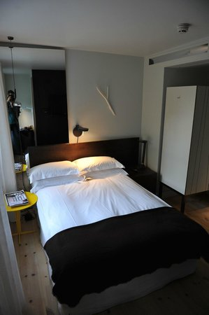 Hotel Skeppsholmen: The Room