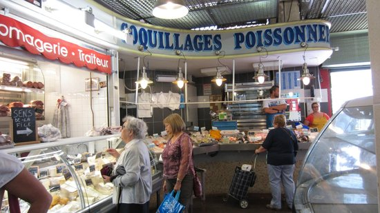 A Taste of Nice Food Tours: Historically Nice had mostly goat cheese....that has changed