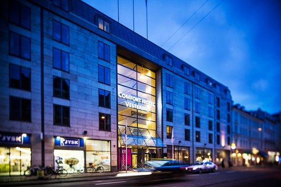 Comfort Hotel Vesterbro: Exterior