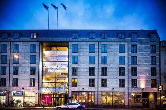 Comfort Hotel Vesterbro : Exterior