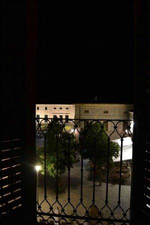 Cal Lloro Hotel: Blick vom Balkon