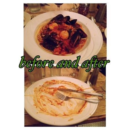 Ralph's Italian Restaurant : this dish was the bomb!