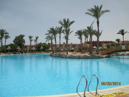 Radisson Blu Resort, Sharm El Sheikh: Pool