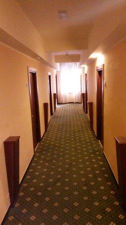 Hotel Stella del Mare: Corridoio