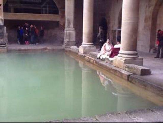 The Roman Baths: Living History