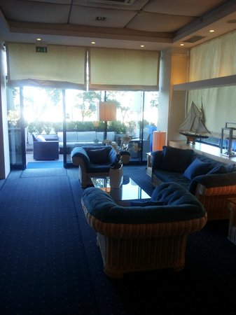 Hotel Lungomare : Hall