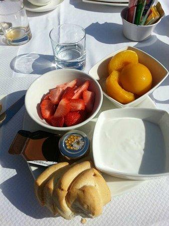 Hotel Lungomare : Frutta fresca