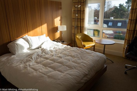 Hilton Cobham: Room