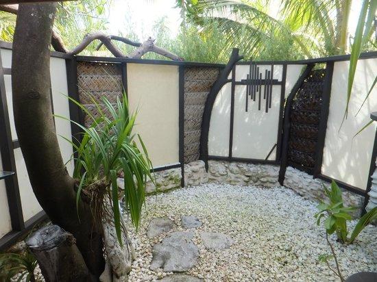 Tevahine Dream : Bungalow jardin