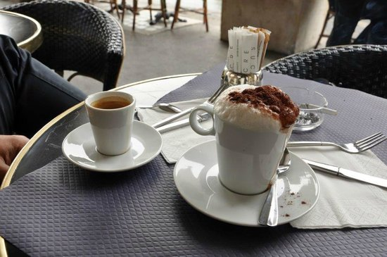 L'Imperial: Coffees