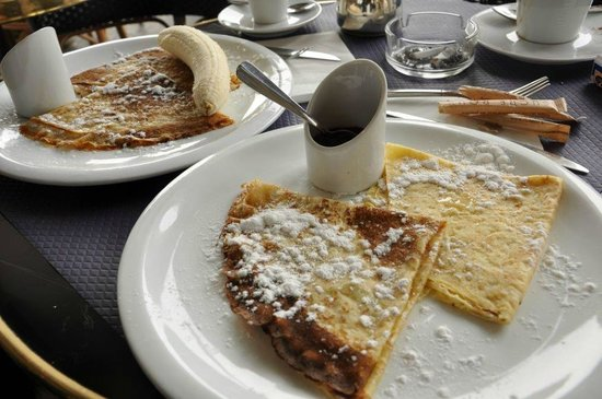 L'Imperial: Crepes