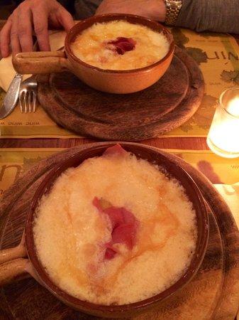 Le Fanfaron Bistrot : Raclette