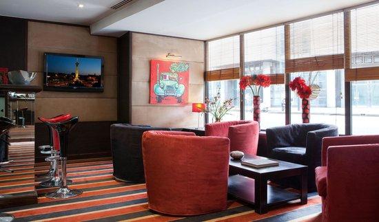 Hotel Paris Bastille: SALLE DE SEMINAIRE