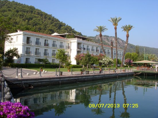 Ece Saray Marina & Resort : Beautiful Hotel