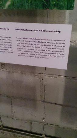 Galicia Jewish Museum : Museum