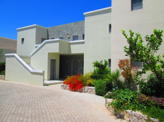 Sentido Port Royal Villas & Spa: View of the main accommodation areas