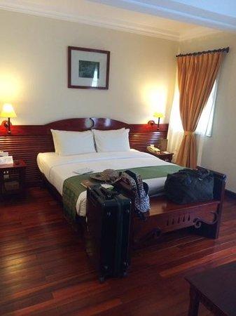 Victoria Chau Doc Hotel: Bedroom