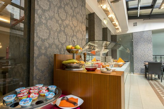 The Three Corners Hotel Bristol : Breakfast
