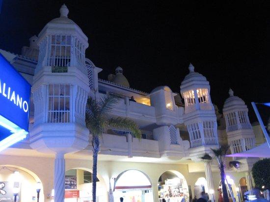 Toro Puerto Marina: atmosfera magica