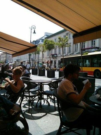 Nowy Swiat: Starbucks