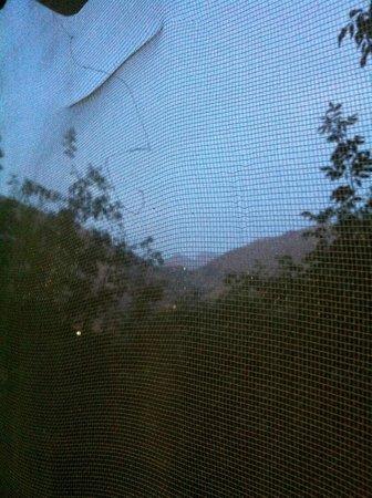 Dar Adrar : View from the window