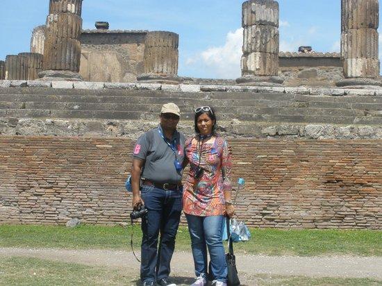 City Wonders: Pompeii Ruins