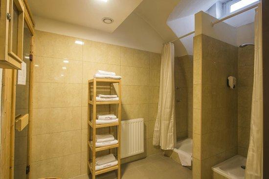 The Three Corners Hotel Bristol : Sauna