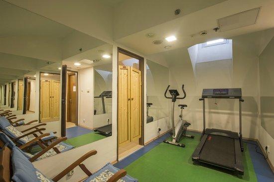 The Three Corners Hotel Bristol : Fitness room